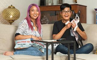 Gogglebox Australia newbies Tim and Leanne reveal what sets them apart from the other stars