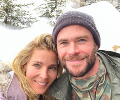 Chris Hemsworth and Elsa Pataky's unconventional love story