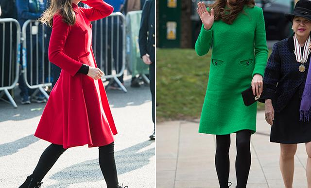 Kate Middleton's new favourite boots are about to become the trendiest accessory of winter