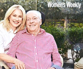 "Kerri-Anne Kennerley confirms her husband John Kennerley has died: ""You were the love of my life"""