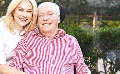 """Kerri-Anne Kennerley confirms her husband John Kennerley has died: """"You were the love of my life"""""""