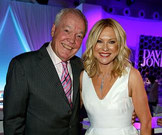How Kerri-Anne Kennerley's husband John saved her from an abusive ex