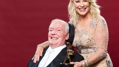 Stars pay tribute to Kerri-Anne Kennerley's late husband John