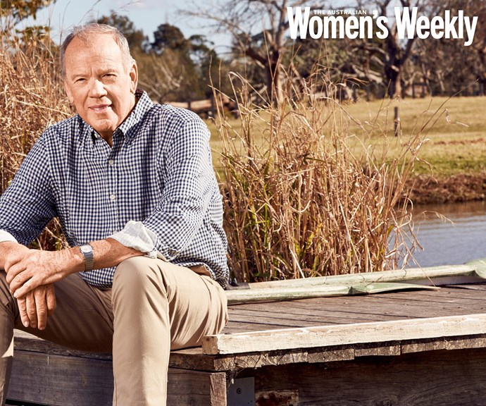 "Mike Willesee on what really matters to him: ""I only really care about my family and friends"""