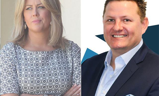 Shock split: Samantha Armytage has broken up with boyfriend Paul O'Brien