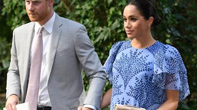 Kensington Palace have made a rare statement about Harry and Meghan's baby's gender