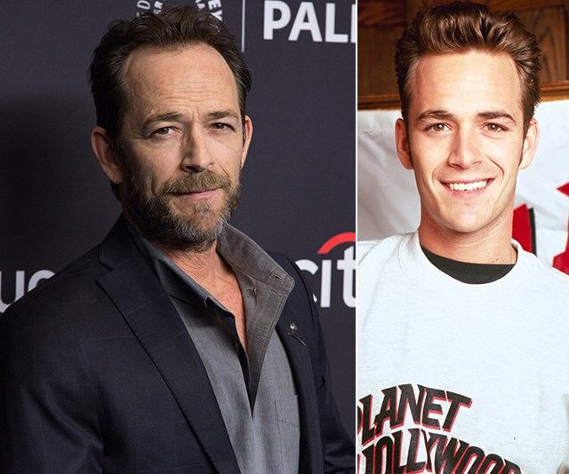 90210 and Riverdale actor Luke Perry, 52, dies