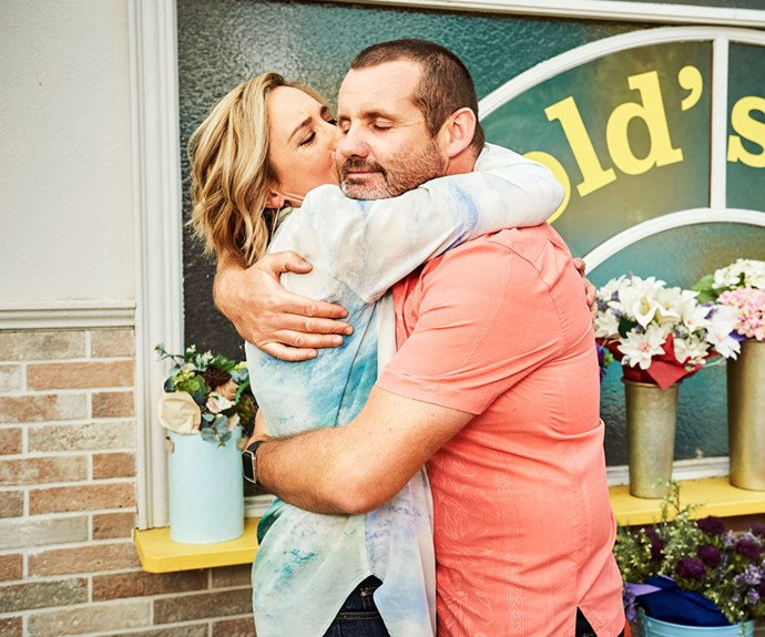 After almost a decade on Neighbours, Eve Morey and Ryan Moloney reflect on their time together