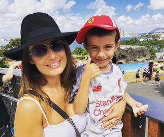 EXCLUSIVE: Ada Nicodemou on raising her son and the parenting double standard that drives her crazy