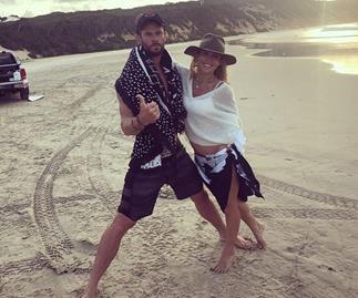 Chris Hemsworth and Elsa Pataky's holiday with Byron Bay besties Matt Damon and Luciana Barroso