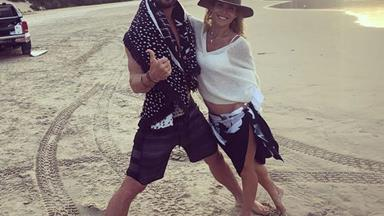 Chris Hemsworth and Elsa Pataky's holiday with Byron Bay besties Matt Damon and Luciana Barroso
