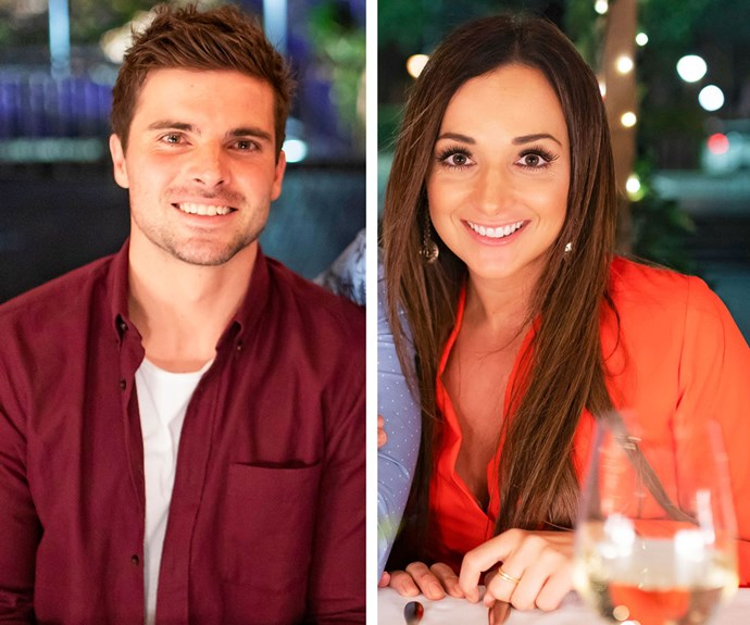 Red-hot romance? My Kitchen Rules' Bianca and Matt come clean