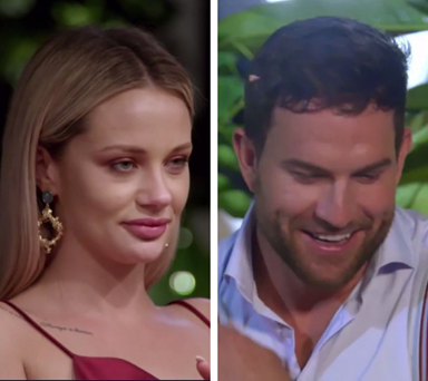 Cat's out of the bag! MAFS' Jessika and Dan confirm THOSE pairing off rumours