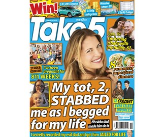 Take 5 Issue 11 Coupon - on sale now!