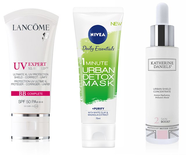 The best nine anti-pollution skincare products