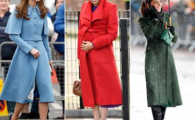 Where to get your hands on Kate and Meghan's royally-approved winter coats