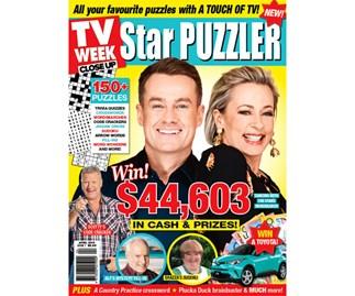 TV WEEK Close Up Star Puzzler