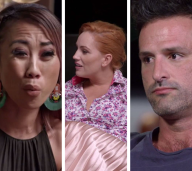 MAFS stars react to Jessika's controversial decision at the commitment ceremony