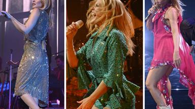 Still Golden! Inside Kylie Minogue's latest tour