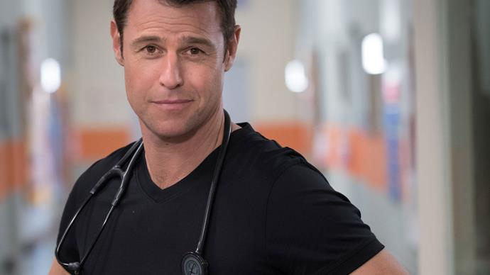 Rodger Corser spills all on the fourth season of Doctor Doctor