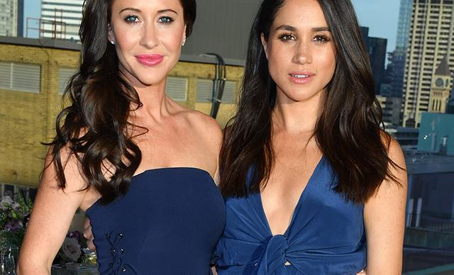 Meghan Markle's bestie and stylist Jessica Mulroney speaks out for the first time since the royal wedding