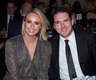 Sylvia Jeffreys and Peter Stefanovic's love story