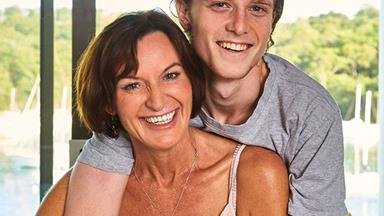 Cassandra Thorburn's son Jackson Stefanovic tells: 'Someone had to protect Mum and I knew that person was me'