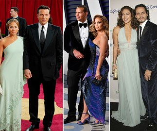 Who are all of Jennifer Lopez's ex-boyfriends? Take a trip down memory lane