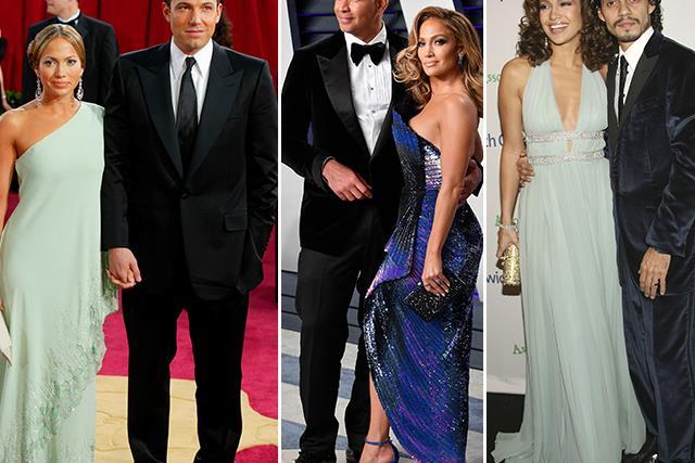 Who are all of Jennifer Lopez's ex-boyfriends? Take a trip down memory lane