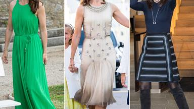 Crown Princess Mary's incredible style evolution in pictures