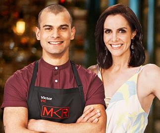 My Kitchen Rules' Victor opens up to TV WEEK about his relationship with Piper and sets the record straight on those rumours