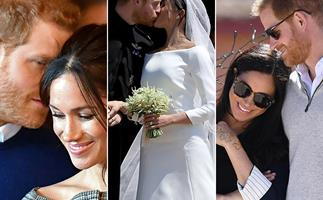 Get ready to swoon: A definitive timeline of Duchess Meghan and Prince Harry's love story