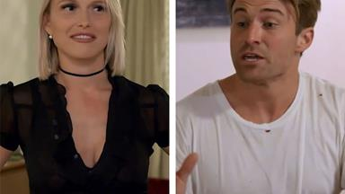"Married At First Sight's Billy confronts Susie: ""You're a brat"""