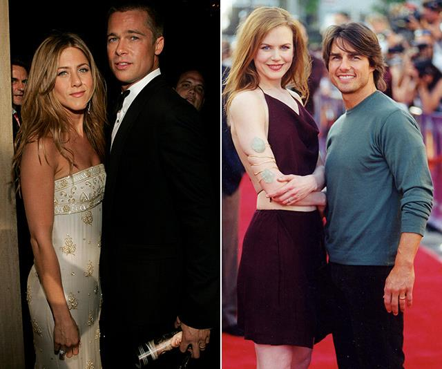 The biggest, most scandalous celebrity marriages gone wrong