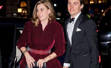 Princess Beatrice's dazzling first red carpet appearance with boyfriend Edoardo Mapelli Mozzi