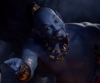 The new Aladdin trailer is here and the Internet has gone into meltdown