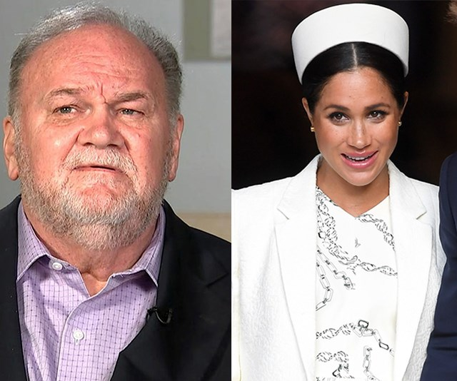Shock reports: Meghan Markle is about to reunite with her estranged father