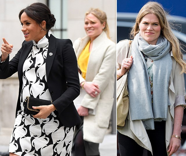 The REAL reason behind Meghan Markle's mass staff exodus