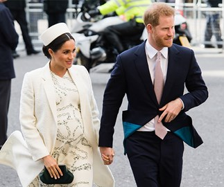 Meghan Markle maternity leave