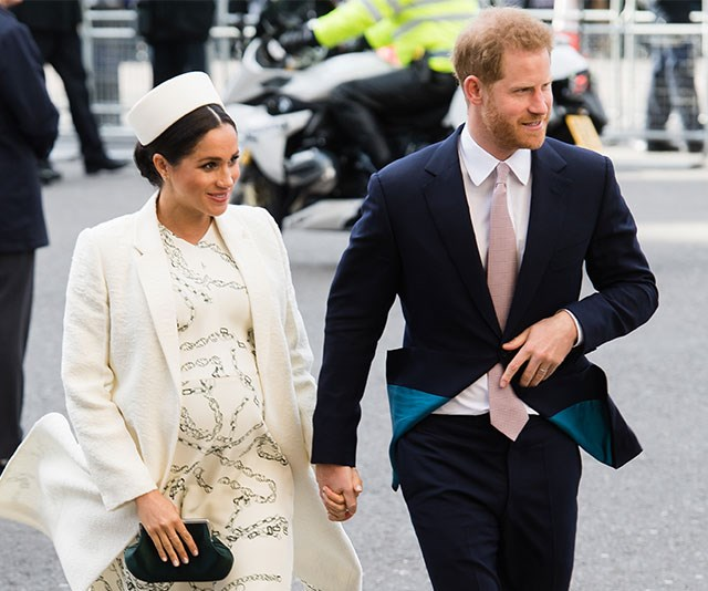 Meghan Markle maternity leave