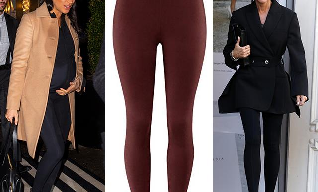 These budget $19 leggings have taken the fashion world by storm and we're buying them NOW