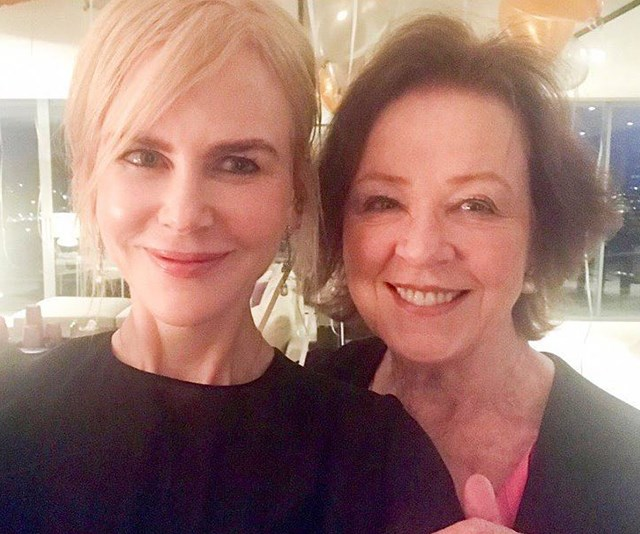 Nicole Kidman looks just like her mum in her sweet birthday tribute
