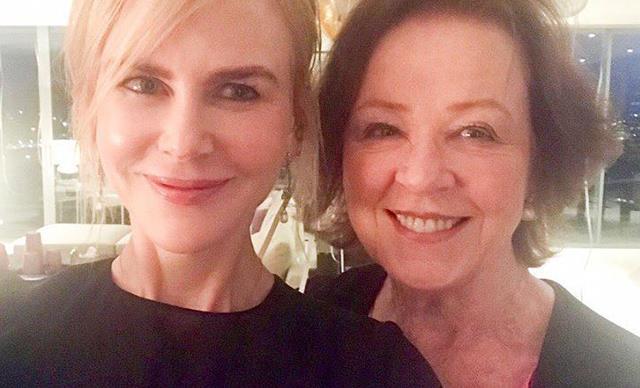 Nicole Kidman looks just like her mum in her sweet birthday tribute