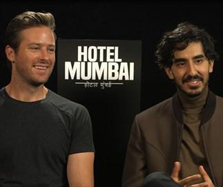 Armie Hammer, Dev Patel, Hotel Mumbai