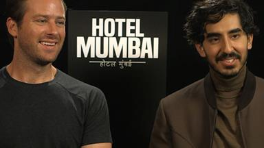 EXCLUSIVE: Hotel Mumbai's Dev Patel just revealed the gruesome moment he found a severed thumb while filming