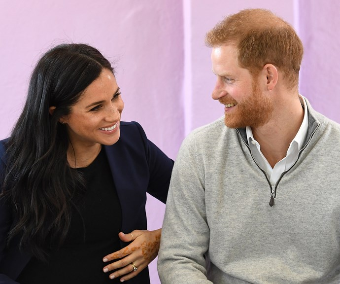 Making it official! Prince Harry and Duchess Meghan create new Sussex household