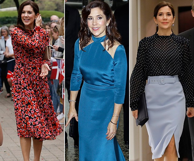 Crown Princess Mary's Texas fashion show is what dreams are made of