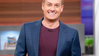 Grant Denyer returns to weeknights with Celebrity Name Game