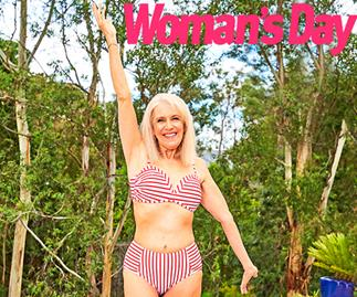 EXCLUSIVE: Home and Away's Debra Lawrance shows off her incredible bikini body at 62