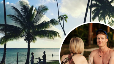 BULA! We've found the exact location of where the Bachelor in Paradise is filmed and it's divine
